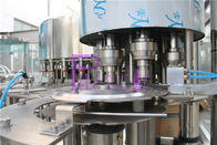 Automatic Drinking Water Filling Machine , Stainless Steel Bottled Water Production Line