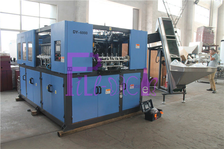 6 Cavity Bottle Injection Machine Automatic For Mineral Water Processing